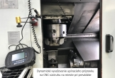 CNC sústruh - vyvažovanie