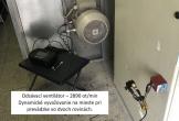 Vyvažovanie ventilátora